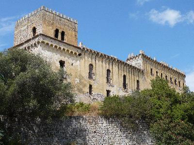 Castello Marina di Camerota