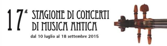 Logo Stagione Concerti Musica Antica