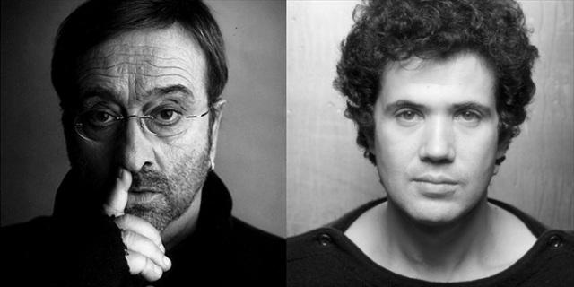 Lucio Dalla e Lucio Battisti