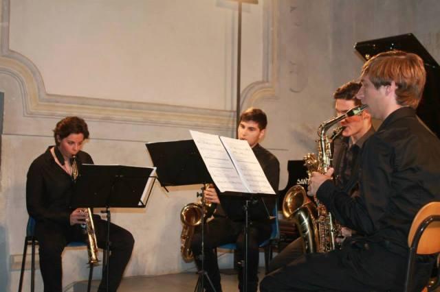 Mediterranean Sax Quartet