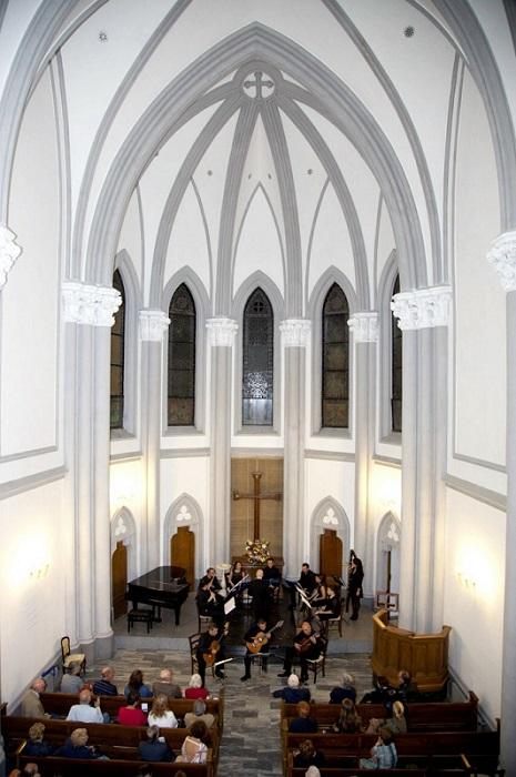 Chiesa Evangelica Luterana di Napoli