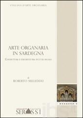 Copertina Arte organaria in Sardegna