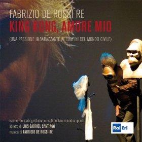 Copertina King Kong Amore Mio