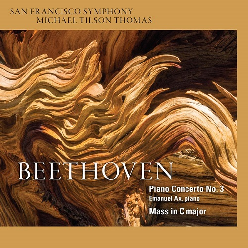 Cover SFS Beethoven CD