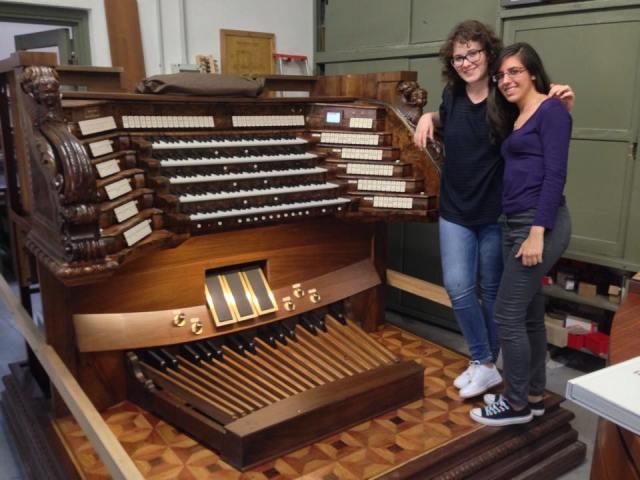 Ilaria Centorrino e Maria Greco