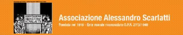 Logo Associazione Alessandro Scarlatti 2015-2016