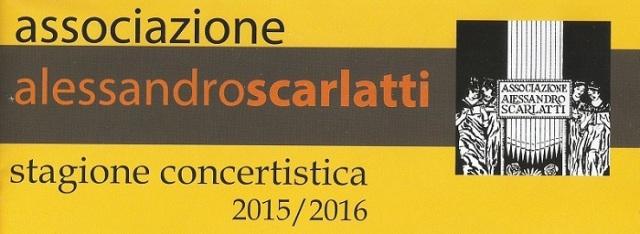 Logo Associazione Scarlatti 2015-2016