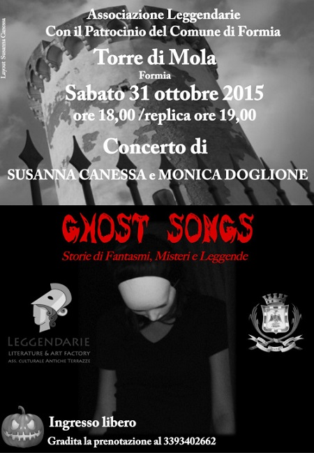 Manifesto Ghost Songs Formia