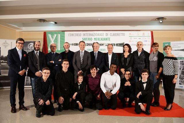 Premio Mercadante 2015