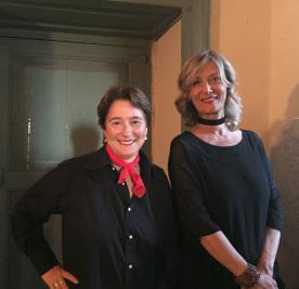 Susanna Canessa e Monica Doglione 4