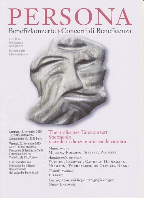 Manifesto Concerto Ensemble BerlinNapoli