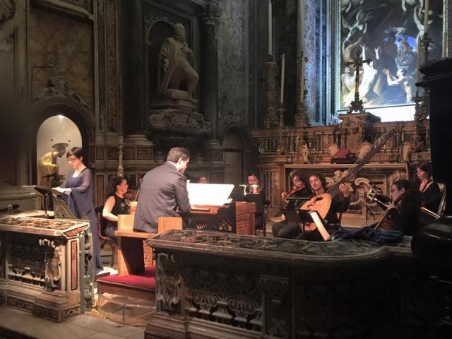 Talenti Vulcanici e Silvia Frigato