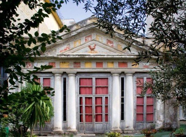 Palazzo Venezia - Casina pompeiana