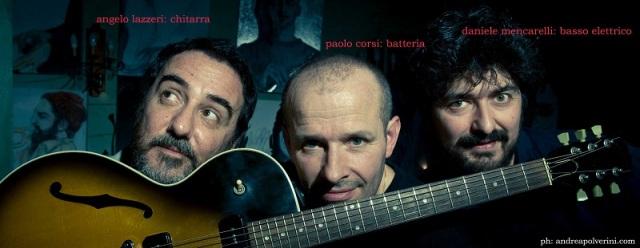 Angelo Lazzeri Trio