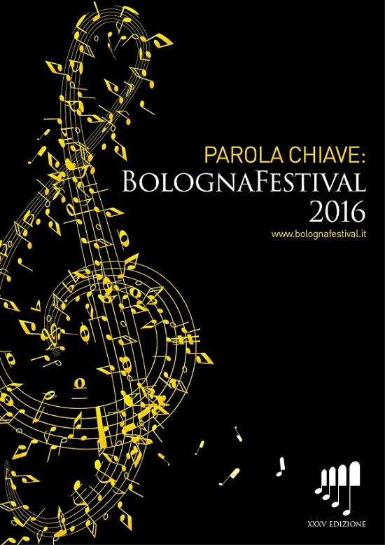 Logo Bologna Festival 2016