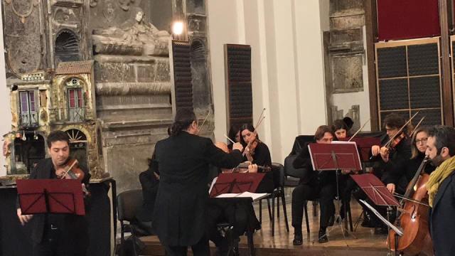 Real Cappella - concerto 6 gennaio