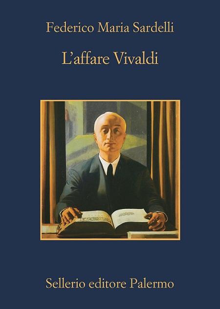 Copertina L'affare Vivaldi