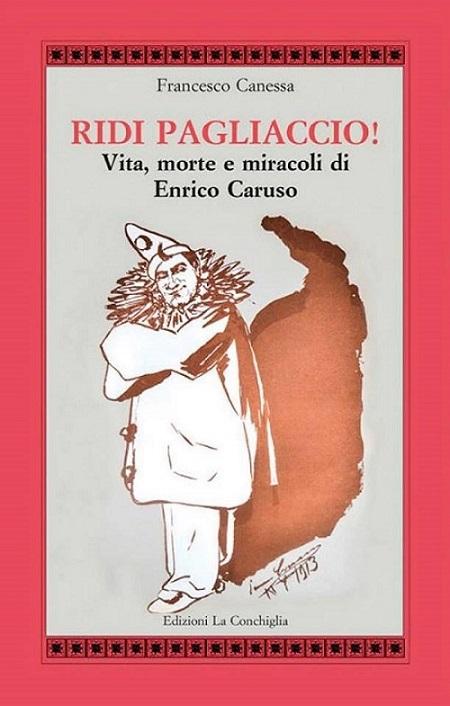 Copertina libro Canessa su Caruso