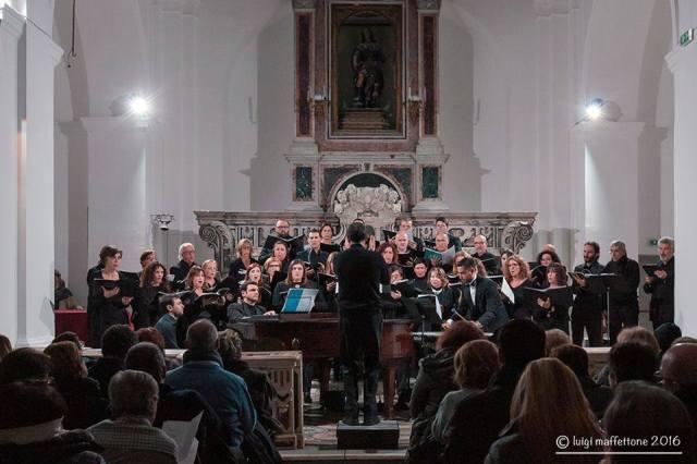 Coro Pietà de'Turchini a San Rocco