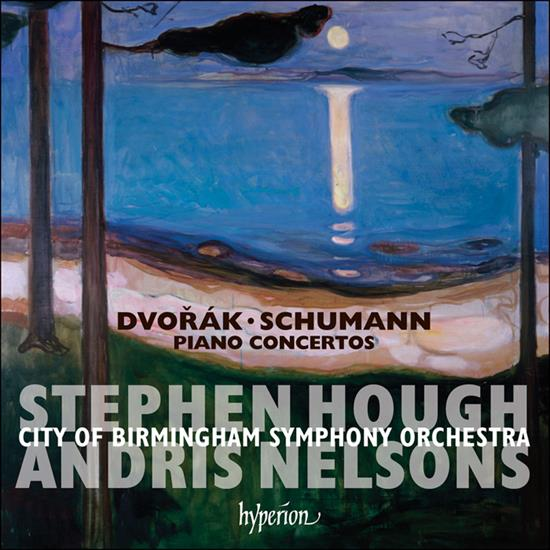 Cover Cd Stephen Hough Hyperion