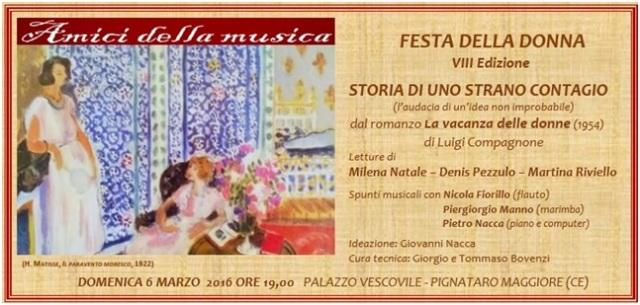 Festa Donna Pignataro Maggiore