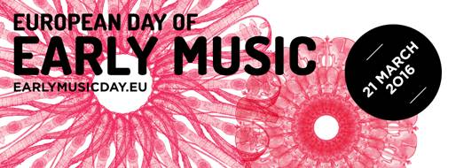 Logo European Day of Early Music 2016