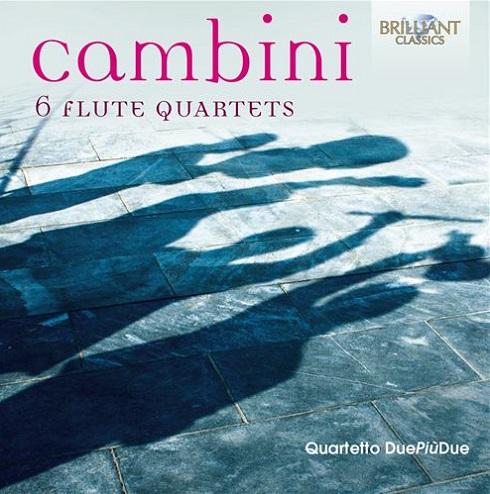 Cambini - Quartetti per flauto ed archi