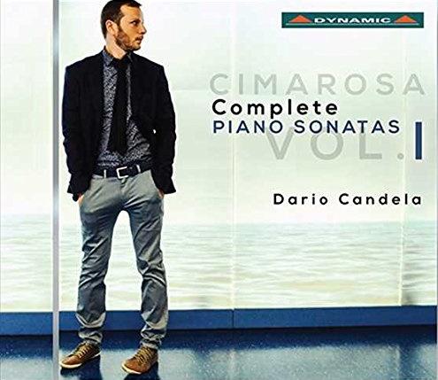 Copertina cd Candela