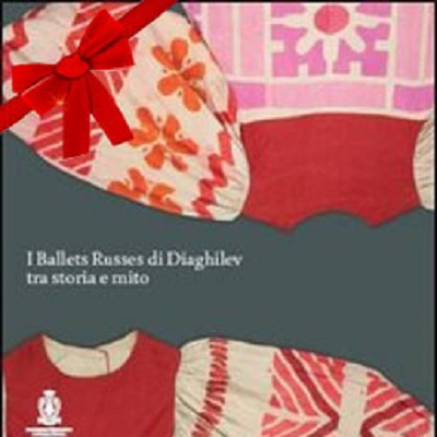 Copertina libro Ballets Russes