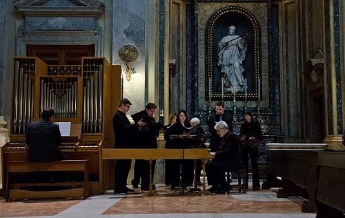 Ensemble Seicentonovecento all'Apollinare - Foto Matteo Colusso
