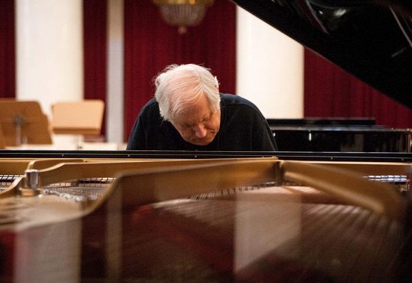 Grigory Sokolov (Foto Mary Slepkova DG)