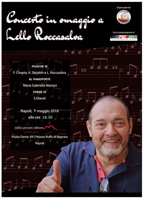locandina concerto per Roccasalva