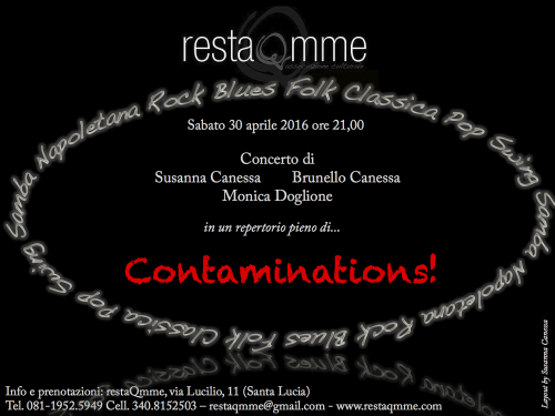Locandina contaminations