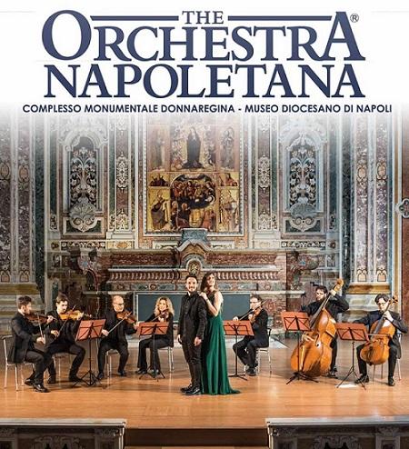 Locandina Orchestra Napoletana