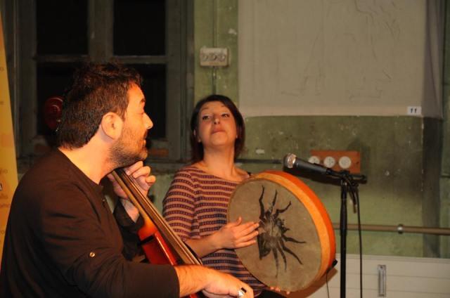 Maria Mazzota e Redi Hasa