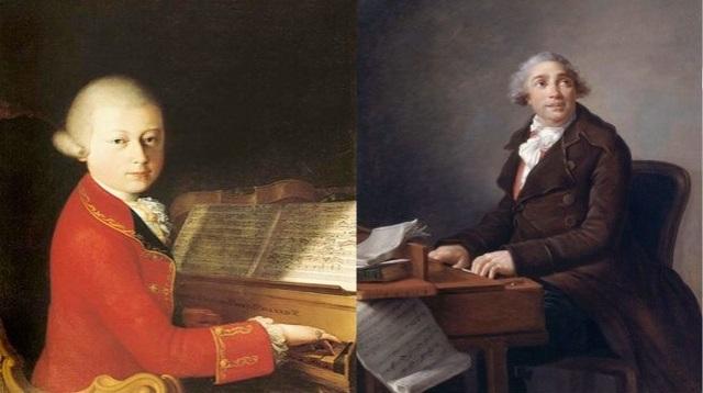 Mozart e Paisiello