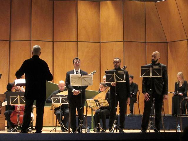 Da sinistra verso destra: Raffaele Pe, Luca Cervoni e Marco Bussi - Foto Vincenzo Moccia