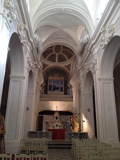 Chiesa San Gennaro all'Olmo
