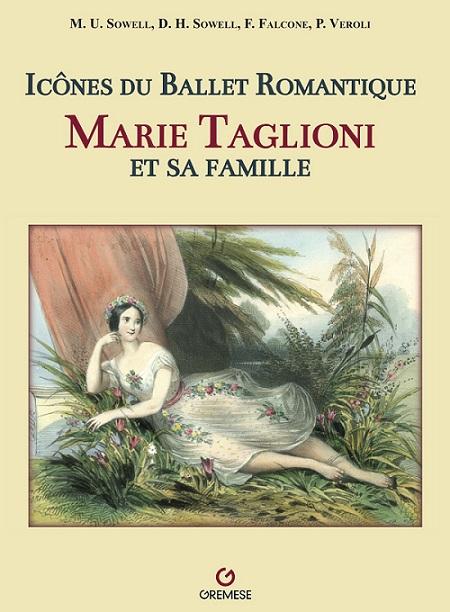 Copertina libro su Maria Taglioni