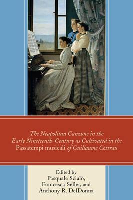 Copertina libro The neapolitan canzona