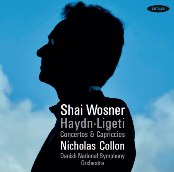 Cover CD Wasner Concertos Haydn Ligeti