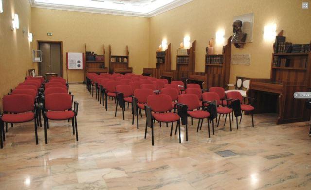 Sala Bilotti - Archivio di Stato di Salerno