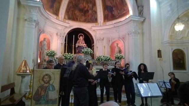 Concerto Comtessa de Dia a Mergellina