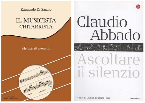 Copertine libri Di Sandro e Abbado