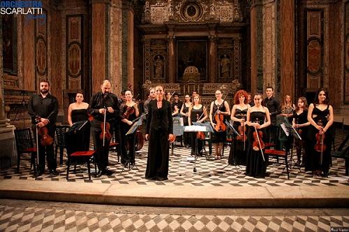 Orchestra Scarlatti Young e Beatrice Venezi