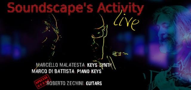 Soundscape's Activity e Roberto Zechini - EleKtromagnetiK Sketches
