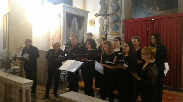 Ensemble Gregoriano Nicola Sala Benevento