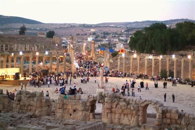 Festival Jerash 1