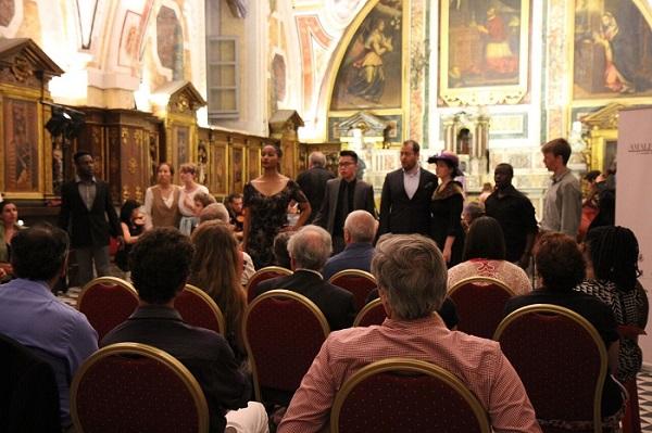 Le nozze di Figaro alla Sala Vasari
