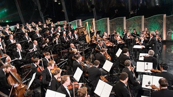 Semyon Bychkov conducts Vienna Philharmonic Orchestra